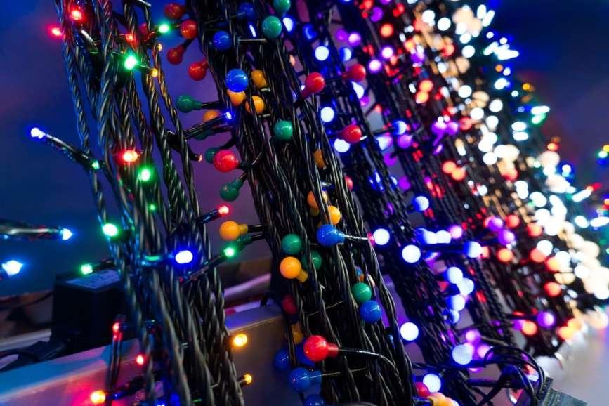 top christmas lights