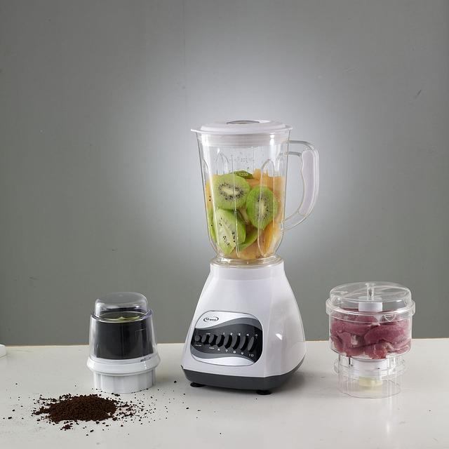 Kitchen heavy-duty blender