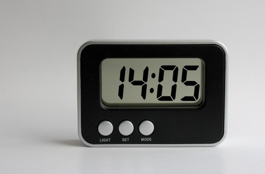 commercial kitchen timer