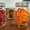 Dehydrated food storage