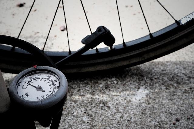 best bycicle tire pump