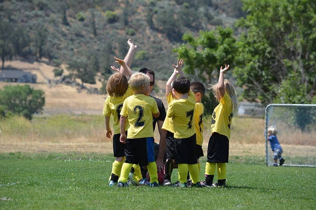 Soccer gates for kids