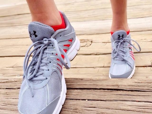 Jogging socks